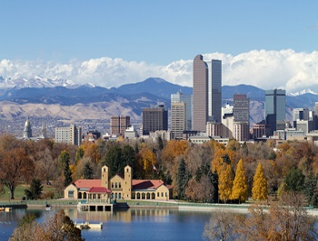 Denver & Salt Lake City